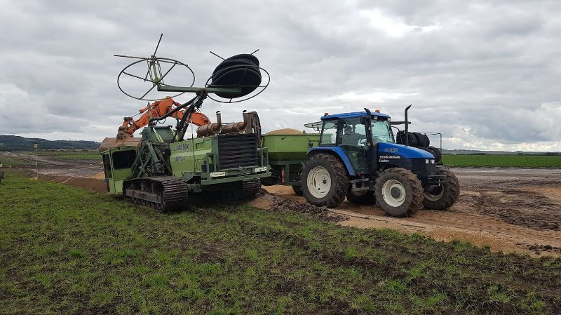 Experienced Tractor Driver
