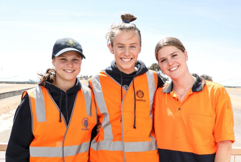 Graincorp Harvest Season - Now Hiring In Nsw ( South)