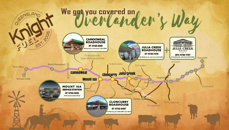 Experience Outback Lifestyle. Roadhouse All Rounders & Kitchen Hand For Pub Needed Asap