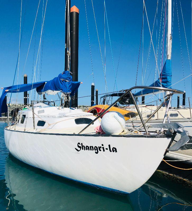 Sailing Keppel Isles To Tin Can Bay