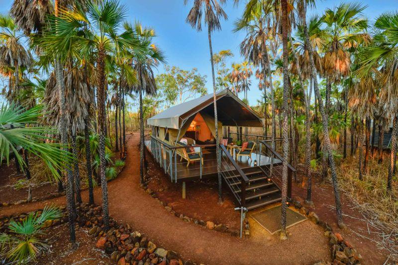 Camp Attendants- Ngauwudu Safari Camp - Mitchell Plateau